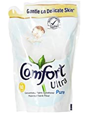 Comfort Pure Ultra Concentrated Fabric Softener Refill, 1.6L