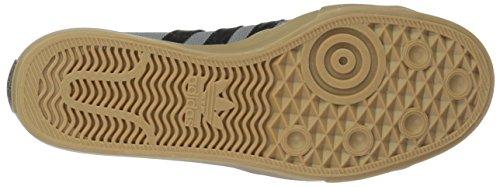 Fabric Uomo Black Rx Four Grey Shoe Core Skate Adidas Da Gum Matchcourt xfvq8Hw7n