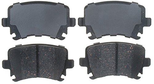 ACDelco 17D1108C Professional Ceramic Rear Disc Brake Pad Set