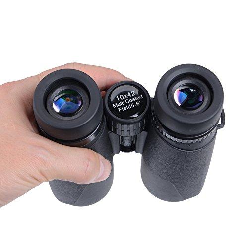 Goldwangwang 10x42 HD Professional Binoculars Waterproof and