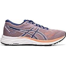 ASICS Women's Gel-Excite 6 Running Shoes, 7W, Violet Blush/Dive Blue