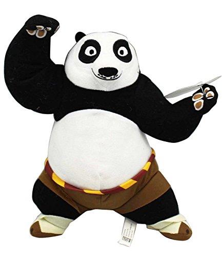 Kung Fu Panda 3 Standard Po in Brown Shorts Plush Toy (10in) (Fu Kung Toy Panda Soft)