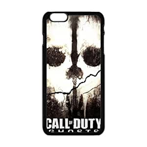 Call of Duty skull Cell Phone Case for Iphone 6 Plus