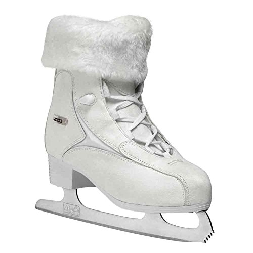 Roces Women s Fur Ice Skate Superior Italian Style 450618 00001