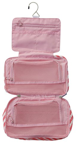 Flight 001 Spacepak Compression Packing Set, Coral Stripe by Flight 001