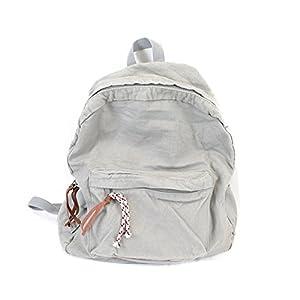 Girls Backpacks, Casual Denim Canvas Backpack College School Backpack Lightweight Travel Back Packs Daypack