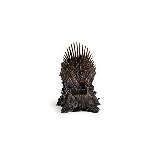Game of Thrones The Iron Throne Miniature Bronze Replica by Noble Collection