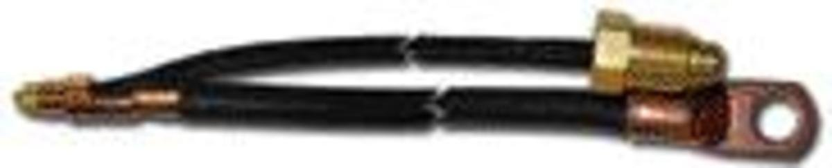 Radnor 64005962 Model 57Y01-2 12 1//2 2 Piece TIG Power Cable For Model 9 and 17 Torches