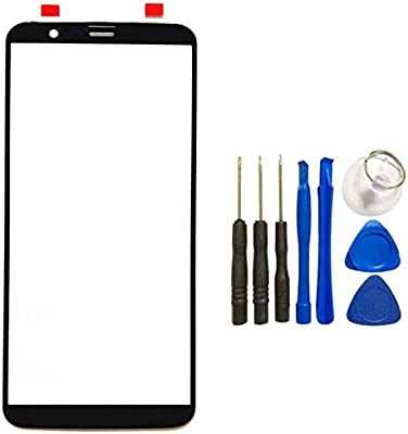 Amazon com: Touch Screen Glass Lens Panel for OnePlus 5T