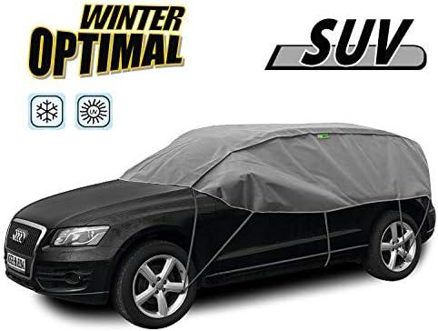 Winter SUV Schutzplane Sonnenplane Schutz vor Sonne und Frost geeignet f/ür Suzuki Vitara II
