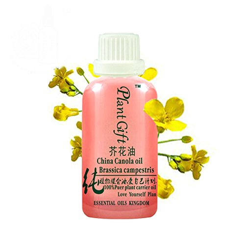 Plant Gift 100% pure plant base oil canola oil 100ml Cano...