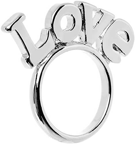 Size 6 Choose Love Ring