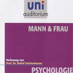 Mann & Frau (Uni - Auditorium) Hörbuch