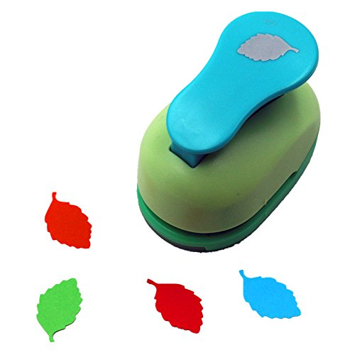 CADY Crafts Punch 1.5-Inch Paper Punch Craft Punches (Leaf)