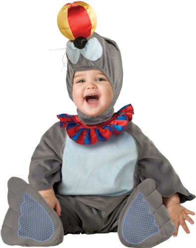 [Silly Seal Costume - Infant Large] (Silly Halloween Costume Ideas)