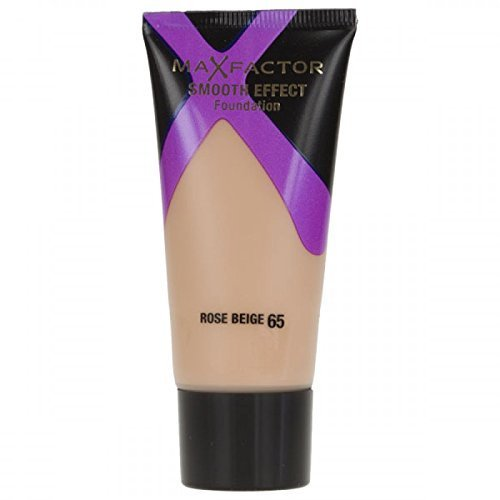 Price comparison product image Max Factor Smooth Effect Foundation - 65 Rose Beige by Max Factor