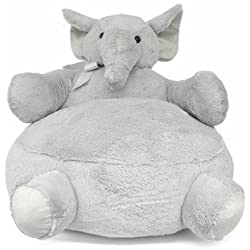 Little Starter Kids Plush Chair Elephant