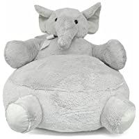 Little Starter Kids Plush Chair, Elephant