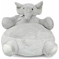 Little Starter Kids Plush Chair, Elephant