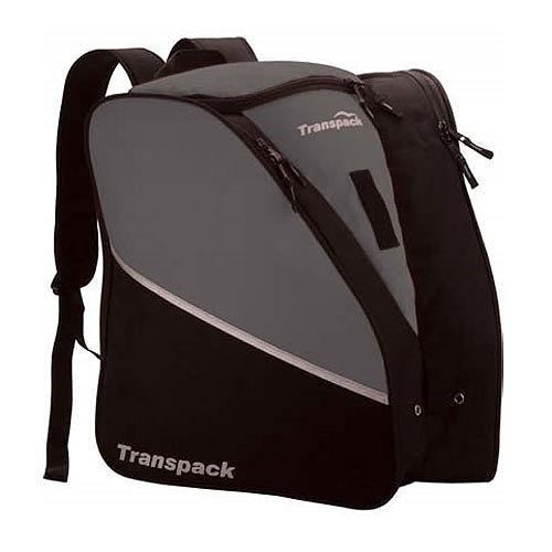 Transpack Edge Ski Boot/Gear Bag Backpack ~ Gray (Best Ski Gear Bag)