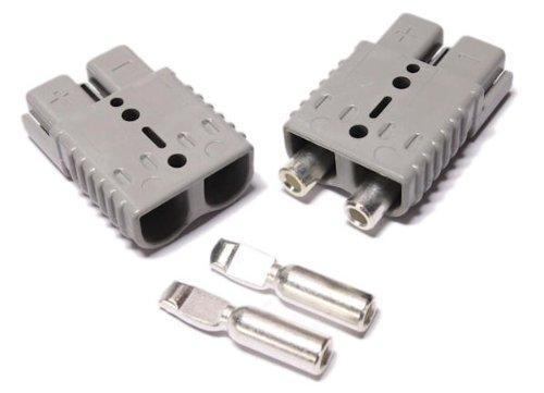 Redman CB175 amp Super Winch Battery connectors