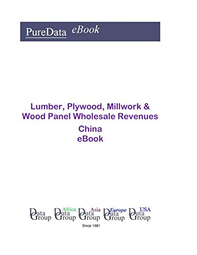 Lumber, Plywood, Millwork & Wood Panel Wholesale Revenues China: Product Revenues in China