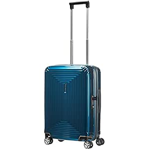 Samsonite - Neopulse Spinner 55 cm, Azul (METALLIC BLUE)