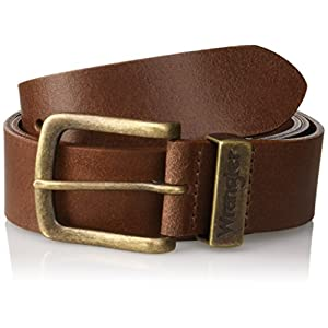 Wrangler Men's Metal Loop Belt