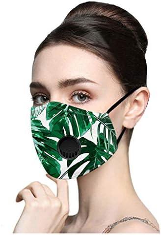 WXAN NEW PRODUSTS Men Women Print Adjustable Reusable Breathable Valve Safe Protection_MA_SKS