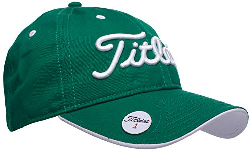 (Titleist Fashion Golf Ball Marker Hat (Adjustable))