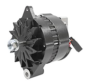 ty26016 new 12v alternator for john deere 1020. Black Bedroom Furniture Sets. Home Design Ideas