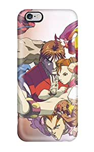 Hot Iphone 6 Plus Case Cover Street Fighter Case - Eco-friendly Packaging 7332859K33412484