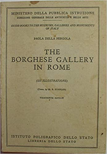 The Borghese Gallery in Rome: Amazon.es: Paola Pergola: Libros