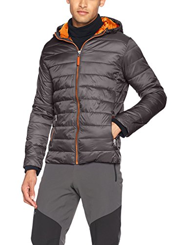 R194 Urban Grey orange Con Snow Bird nbsp;m Unisex Cappuccio Risultato 1qU5AA