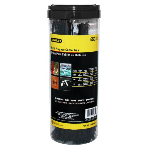 Stanley TUBE 650B S Cable Specialty Assortment