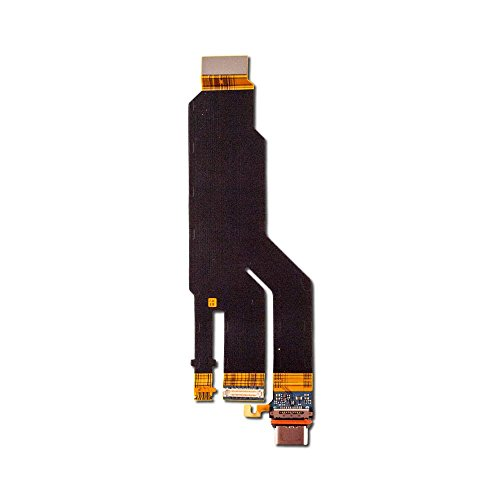 (Charging Port Flex Cable Ribbon Connector Compatible with Sony Xperia XZ F8331, F8332, 601SO)
