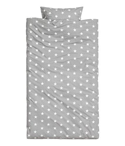 Niño Beddin G, colcha para cama ropa de cama 2 piezas juego de diseño de estrellas 100% algodón, niños Beddin g