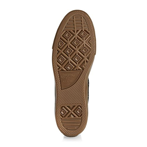 Hi Star Converse Chuck Gum Taylor Unisex All Shoe Black II Casual TwqpY6qI