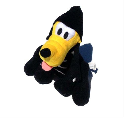Dancing Pluto Skeleton Plush -