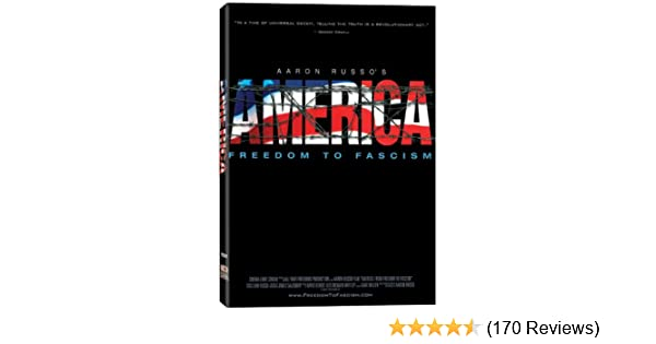 Amazon America Freedom To Fascism Michael Ruppert Sheldon