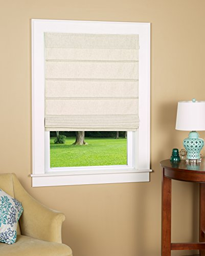 Cosmo Insulated Cordless Roman Shade