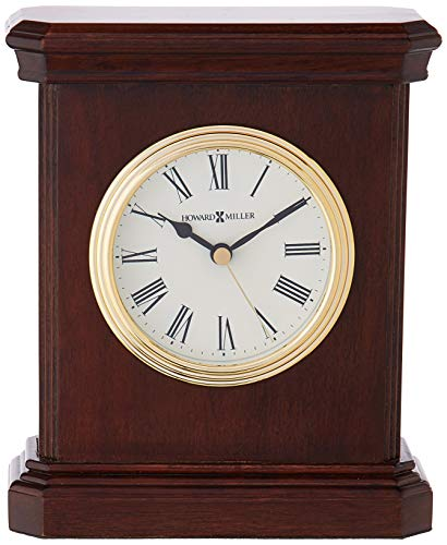 Howard Miller 645-530 Windsor Carriage Table Clock ()