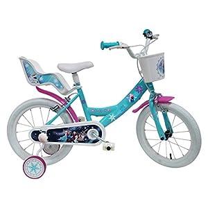 41bpAnVX95L. SS300 Disney Frozen-Bicicletta per Bambina