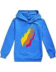 Dgfstm Boys Girls Kids Prestonplayz Hoody Hoodie Hooded Sweatshirt YouTube Youtuber Preston Gaming Top