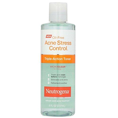 Neutrogena Oil Free Stress Control Triple Action