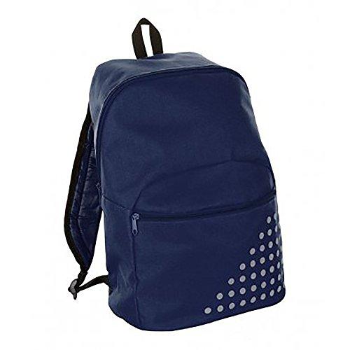 Unisex Black Cosmo rucksack Sols Backpack dwq1UP