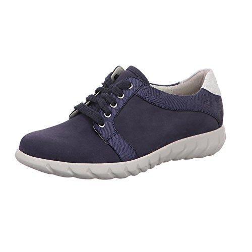Femme Chaussures Waldläufer De Lacets Ville À Bleu Pour 7wPzYnPqdW
