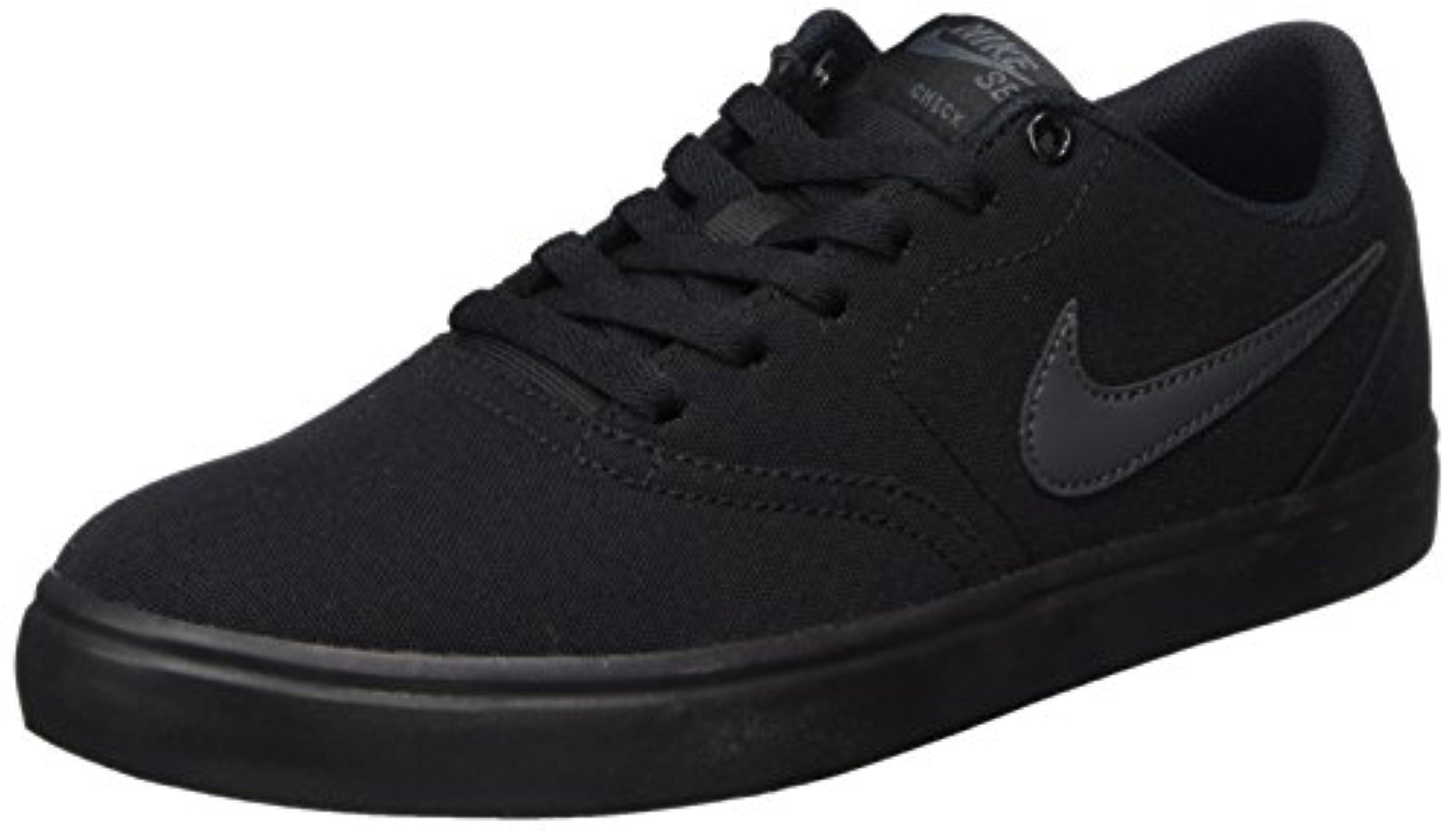 Zapatillas Nike Sb Check Solarsoft Canvas Skate Originales