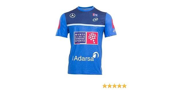 Camiseta BullPadel Trebu Paquito Navarro (L): Amazon.es: Deportes ...
