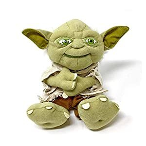 Altay Yoda Plush Toy 9 inch Small Yoda- Very Cute Small Yoda Plush Doll